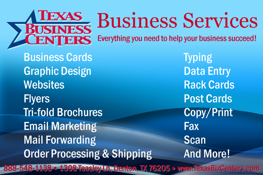 Business Services 4x6 2